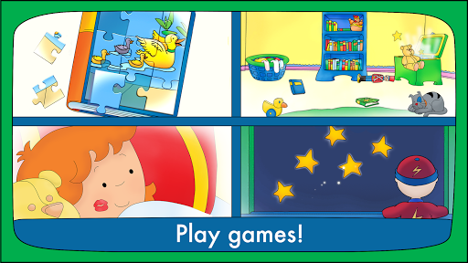 Goodnight Caillou 1.3 Screenshots 4