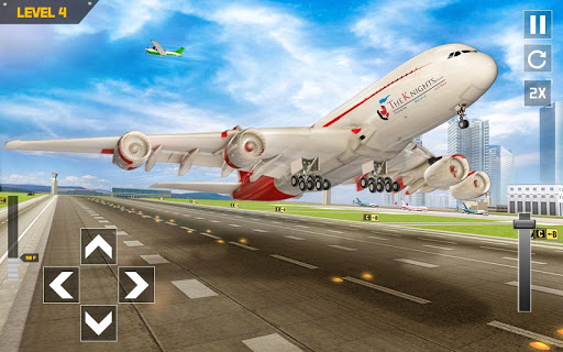 City Flight Airplane Pilot New Game - Plane Games 2.48 screenshots 8