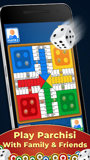 Parchisi Superstar - Parcheesi Dice Board Game 1.5 screenshots 12