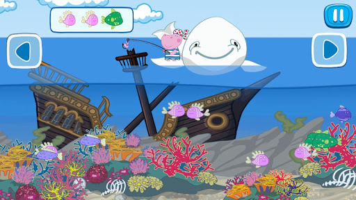 Pirate treasure: Fairy tales for Kids 1.5.6 screenshots 4