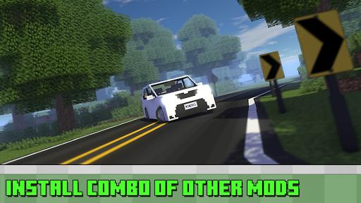 Cars Mod - Vehicles Addon 1.0 Screenshots 4