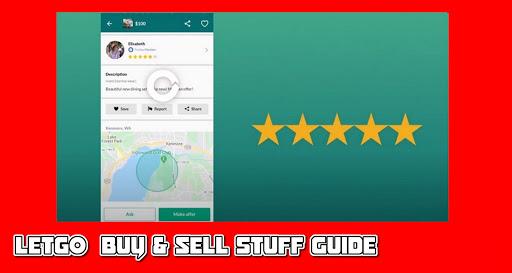 Letgo : buy & sell Stuff Guide hack tool