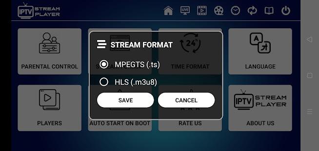 IPTV Stream Player 2.5.2 Screenshots 13