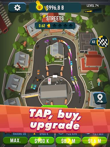 Idle Race Rider u2014 Car tycoon simulator 0.4.16 screenshots 7