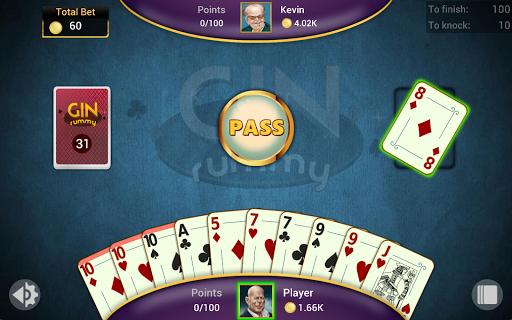 Gin Rummy - Offline Free Card Games 1.4.1 Screenshots 14