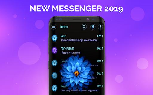 New Messenger Version 2021 theme apktram screenshots 1