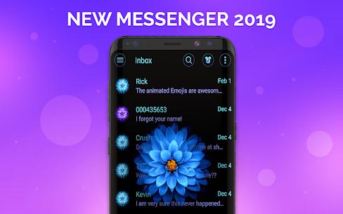 New Messenger Version 2021 theme 1