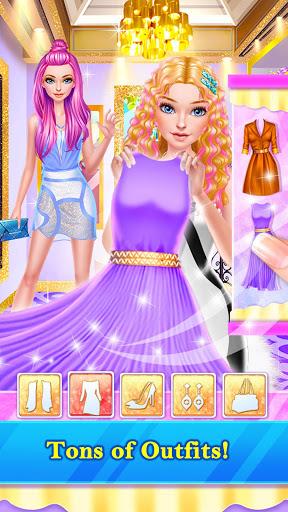 Hair Stylist Fashion Salon u2764 Rainbow Unicorn Hair 2.0 screenshots 7