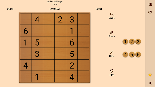 Sudoku 1.4.5 screenshots 11
