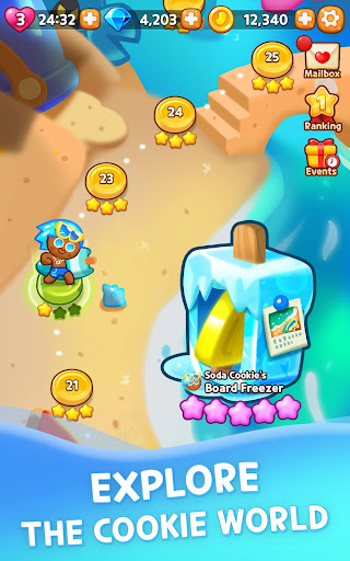 Cookie Run: Puzzle World 2.4.0 screenshots 18