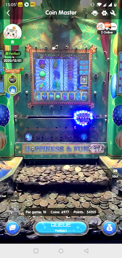 Coin Machine Real Coin Pusher android2mod screenshots 4