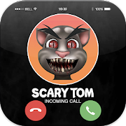 Talking With Tom- Talking Scary Tom Call Simulator