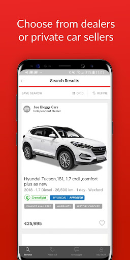 DoneDeal - New & Used Cars For Sale 12.0.2.0 Screenshots 3