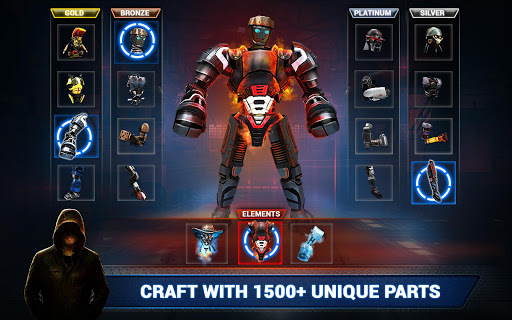 Real Steel Boxing Champions  screenshots 11