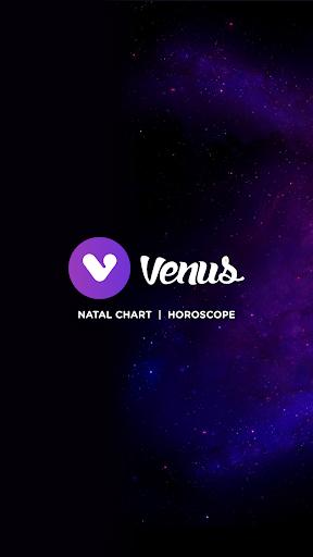 venus: horoscope & natal chart screenshot 1