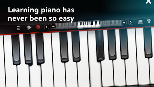 Real Piano - Learn how to play! apktram screenshots 1