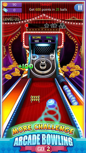 Arcade Bowling Go 2 2.8.5032 screenshots 2