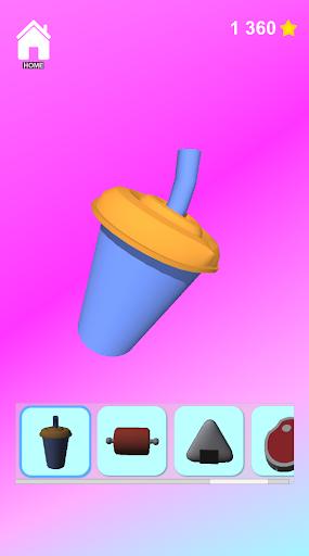 Pop It Challenge 3D! relaxing pop it games screenshots 1