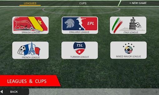 Mobile Soccer League 5