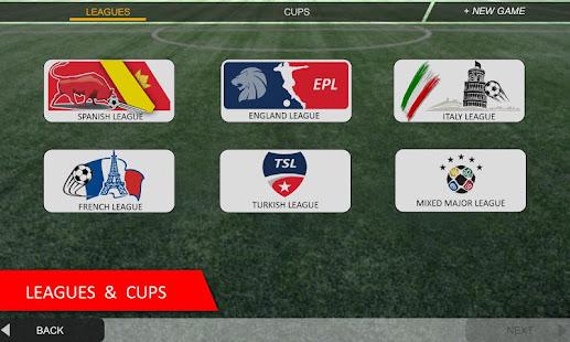 Mobile Soccer League 1.0.27 Screenshots 5
