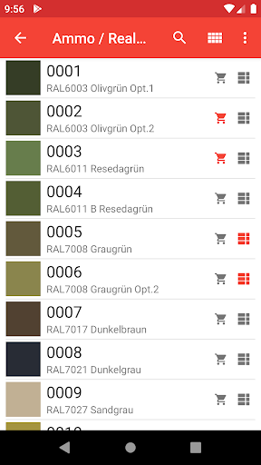 Hobby Color Converter android2mod screenshots 3