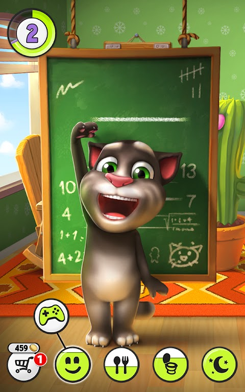 My Talking Tom  poster 10