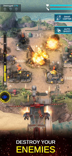 Gunship War: Helicopter Strike 1.01.32 screenshots 16