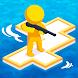いかだ戦争:クレージーな海のバトル - Androidアプリ