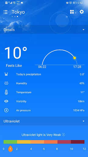 Weather Forecast 2.3.37 Screenshots 6