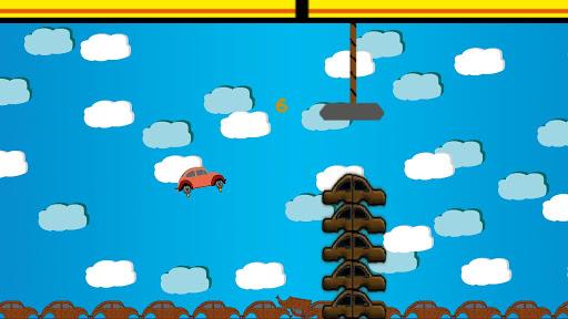 Flappy Car u0130n Graveyard - Free Game  screenshots 2