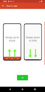 Navigation Bar – Assistive Touch Bar Pro v1.1.72 MOD APK 1