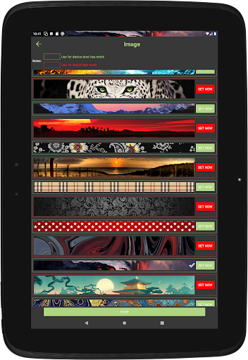 Color status bar - Customized Color & Wallpaper 47 screenshots 10