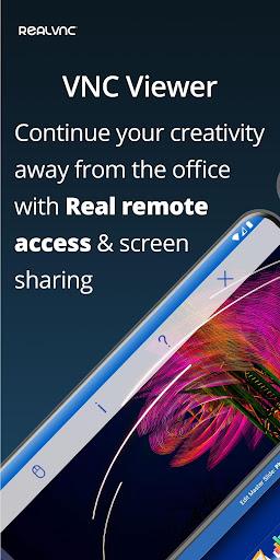 Foto do VNC Viewer - Remote Desktop