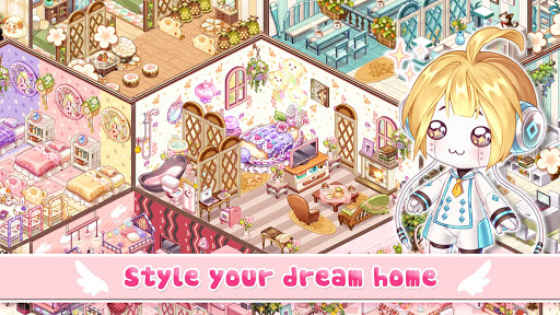 Kawaii Home Design - Decor & Fashion Game 0.7.8 screenshots 1