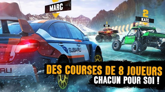 Asphalt Xtreme: Rally Racing Capture d'écran