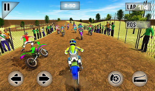 Dirt Track Racing 2019: Moto Racer Championship 1.5 Screenshots 13