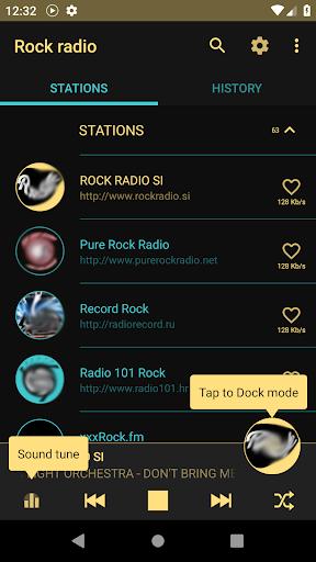 Download APK: Rock Music online radio v4.6.9 [Pro]