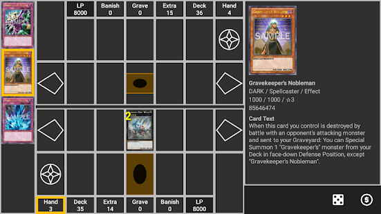 YgoDeck - Manager for Yugioh