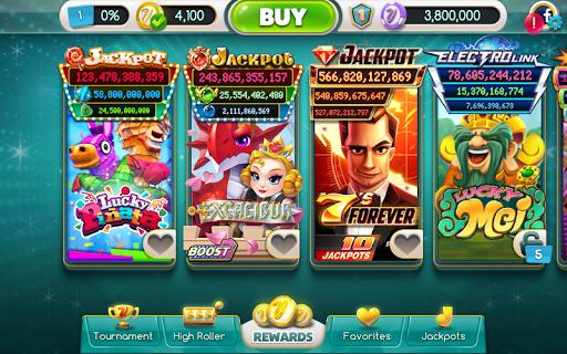 myVEGAS Slots screenshot 21