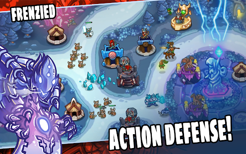 Kingdom Defense:  The War of Empires (TD Defense) Screenshot