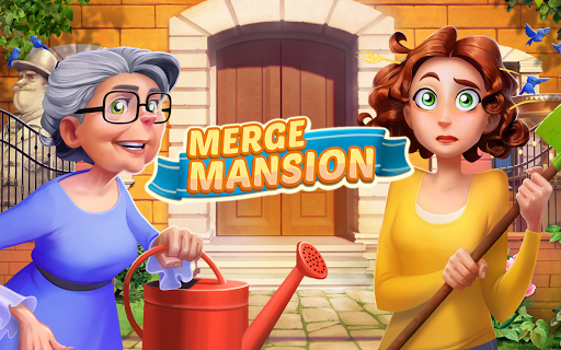 Merge Mansion - The Mansion Full of Mysteries  screenshots 15
