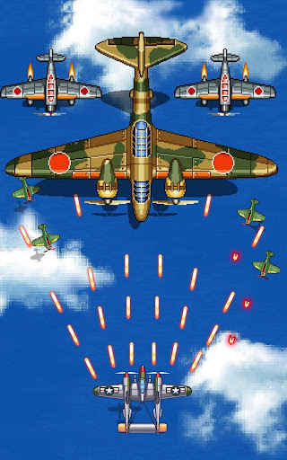 1945 Air Force: Airplane Shooting Games FREE 8.07 Screenshots 20
