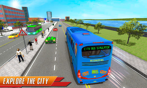 Ultimate Bus Simulator 2021: City Coach Bus Games hack tool