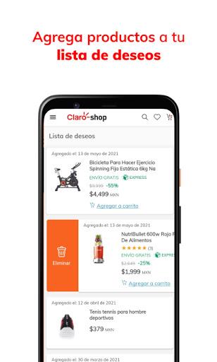 Claro shop  Screenshots 4