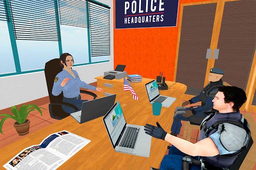 A Police Mom: Virtual Mother Simulator Family Life screenshots 10