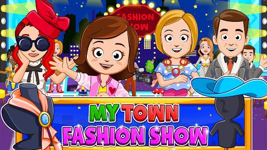 My Town : Fashion Show 1.80 APK + Mod (Unlimited money) إلى عن على ذكري المظهر