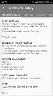 Mobile Health Record