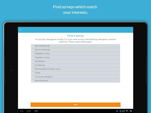 iPoll u2013 Make money on surveys  Screenshots 5