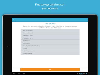 iPoll – Make money on surveys 2