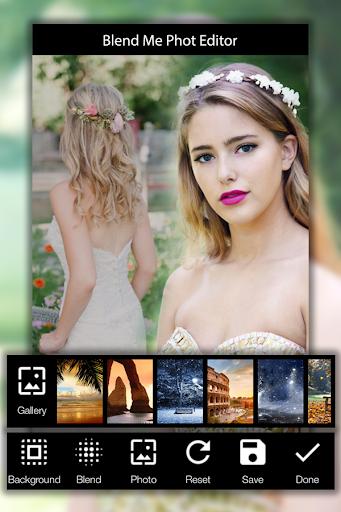Blend me photo editor screenshots 2